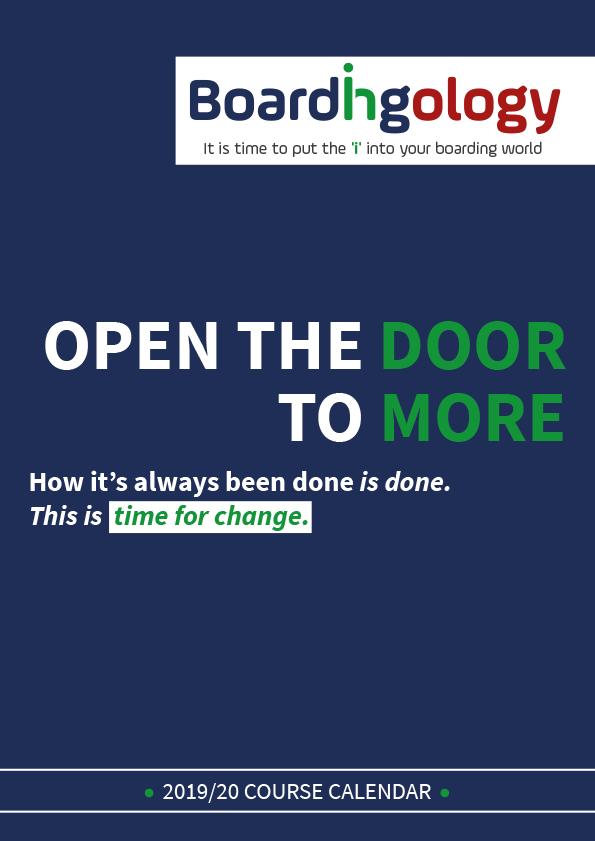 Boarding Smart Spaces - brochure